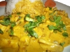 13. Yellow curry chicken breast - $8.45