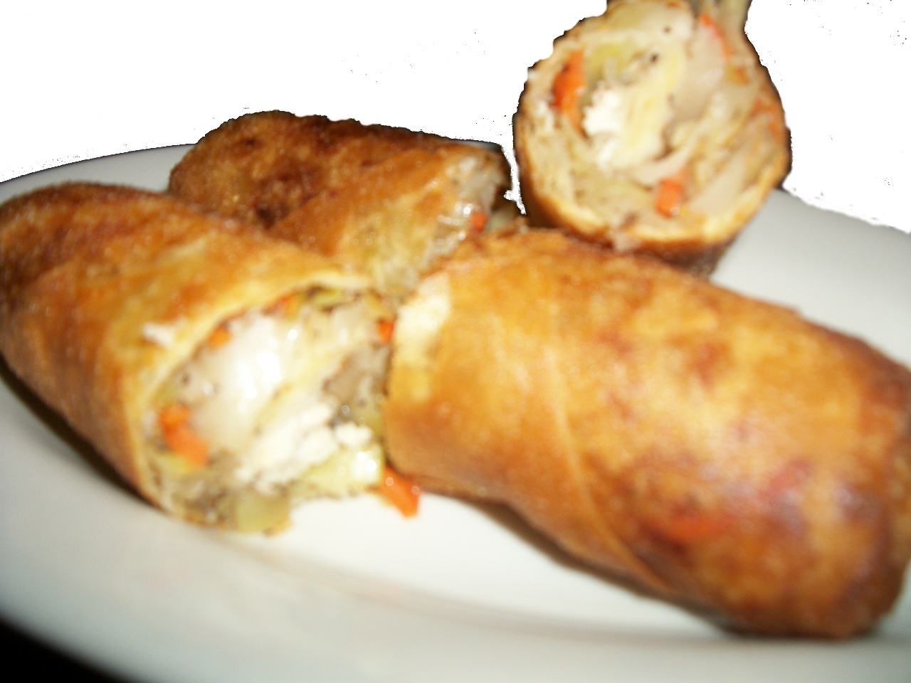 103 Chicken Eggrolls -