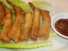 109 Sri Racha Shrimp in a Blanket  - $6.95